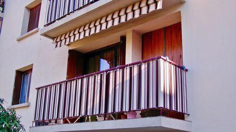 Toile pour balcon toulon